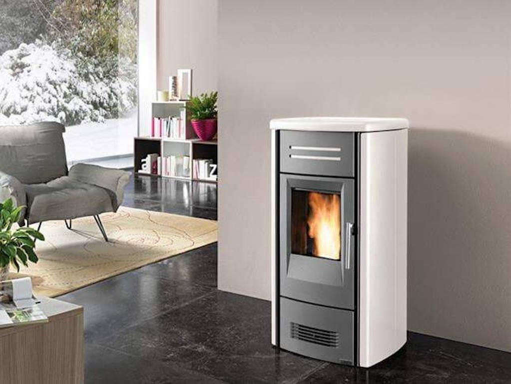 Calefacci n ecol gica y econ mica con repica biomasa for Calefaccion economica